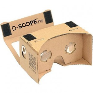 D Scope Comparatif Google Cardboard