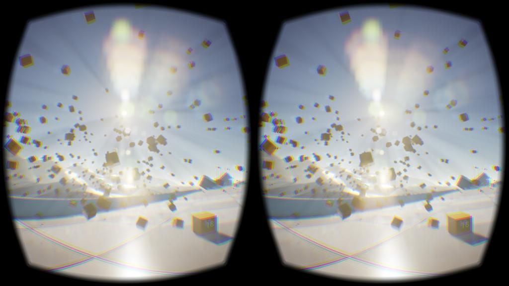 écran Oculus Rift