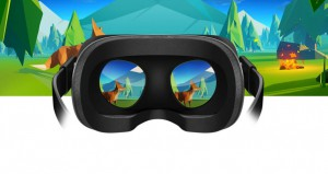 oculus rift lunette