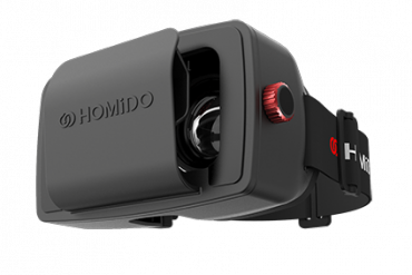 test homido VR