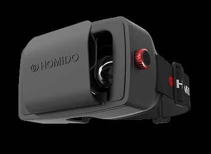 Test du HOMIDO 1, le casque de réalité virtuelle pour smartphone