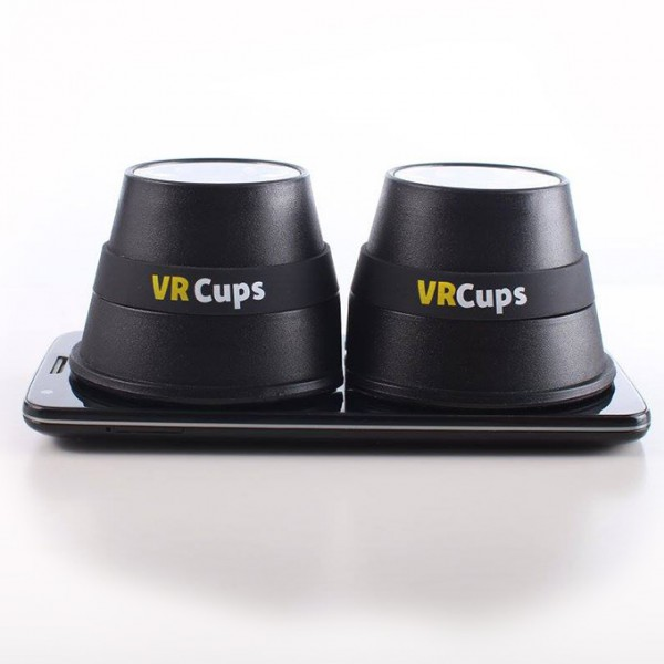 vrcups test