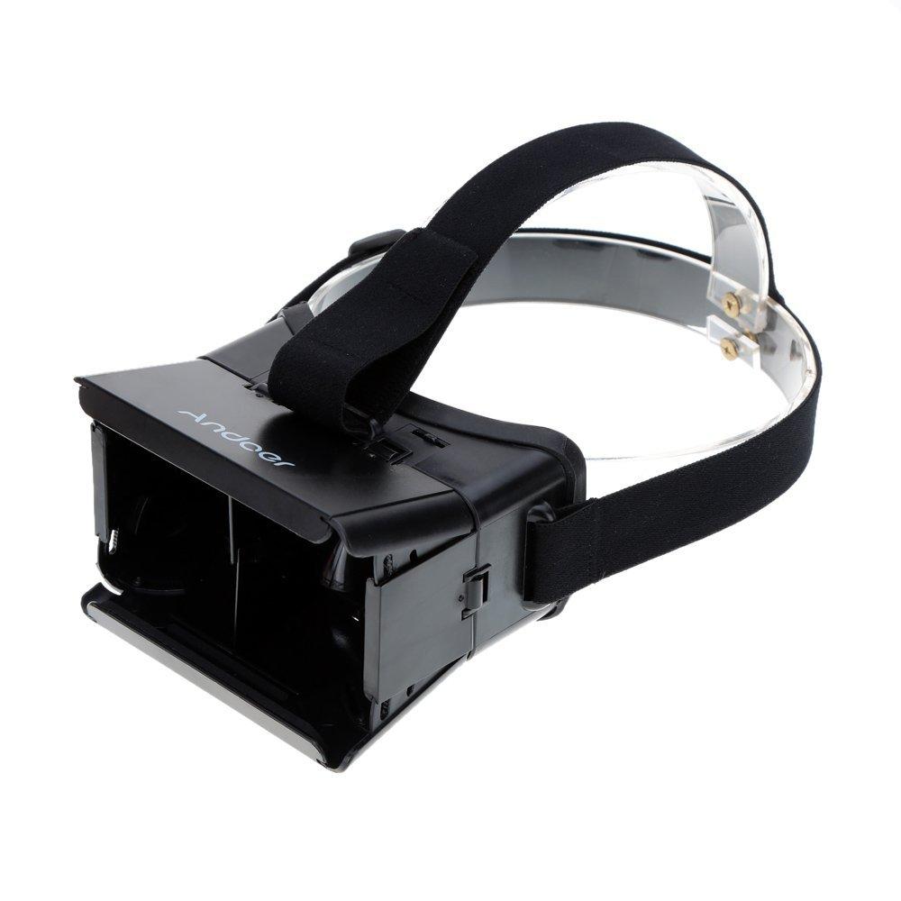 Test du Andoer Universal 3D VR