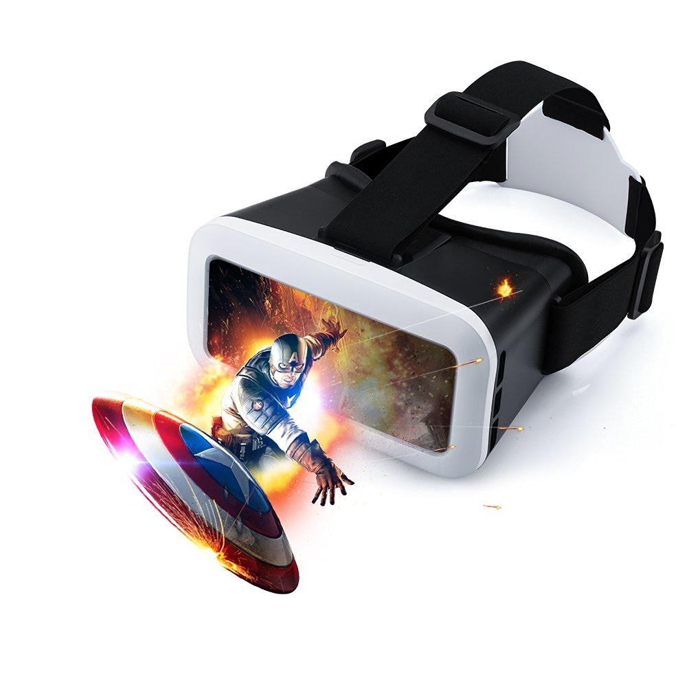 Test du Topop 3D VR