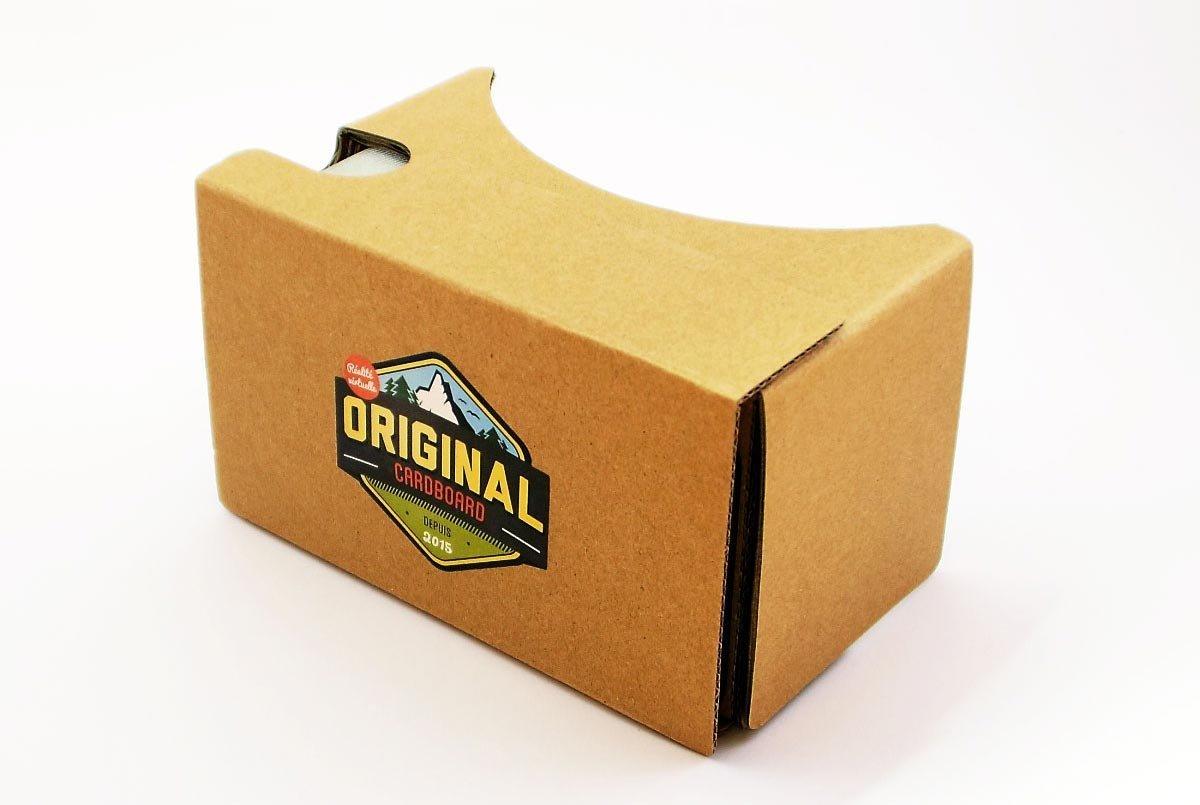 Test du Original Cardboard V2.1