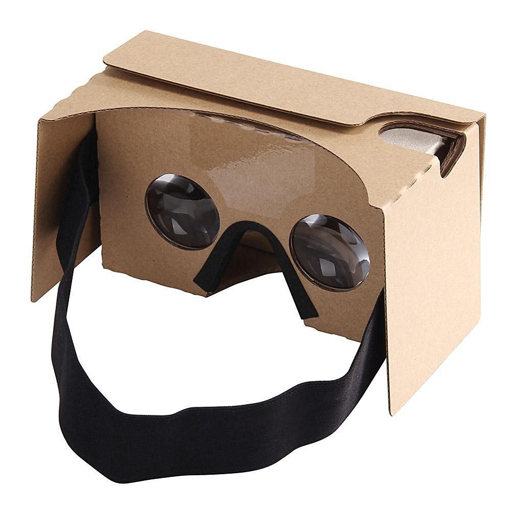 Test du Virtoba Google Cardboard v2