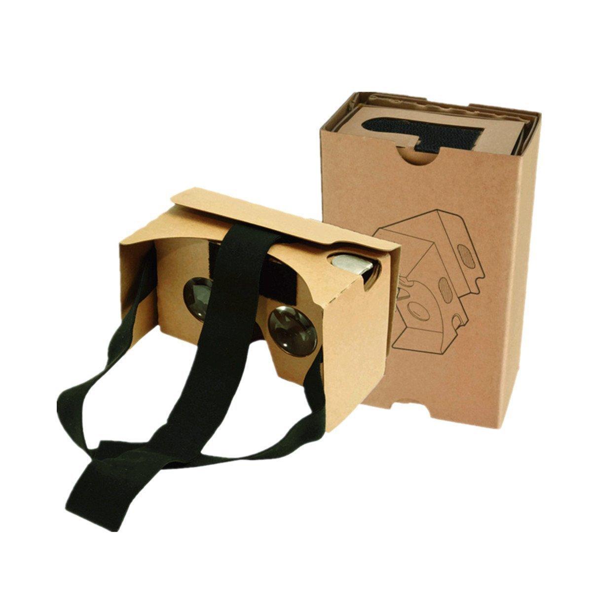 Test du Potok Google Cardboard Kit v2.0