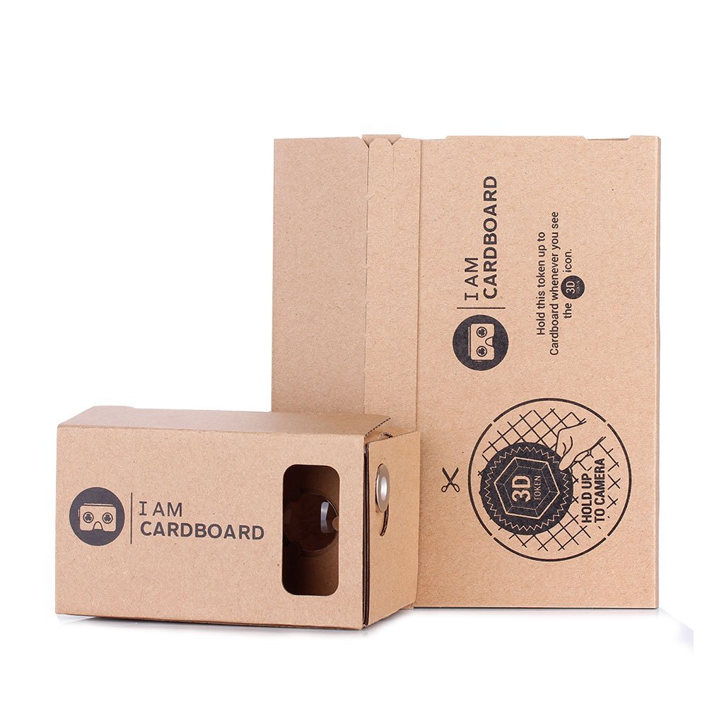 Test du I AM CARDBOARD Cardboard V2