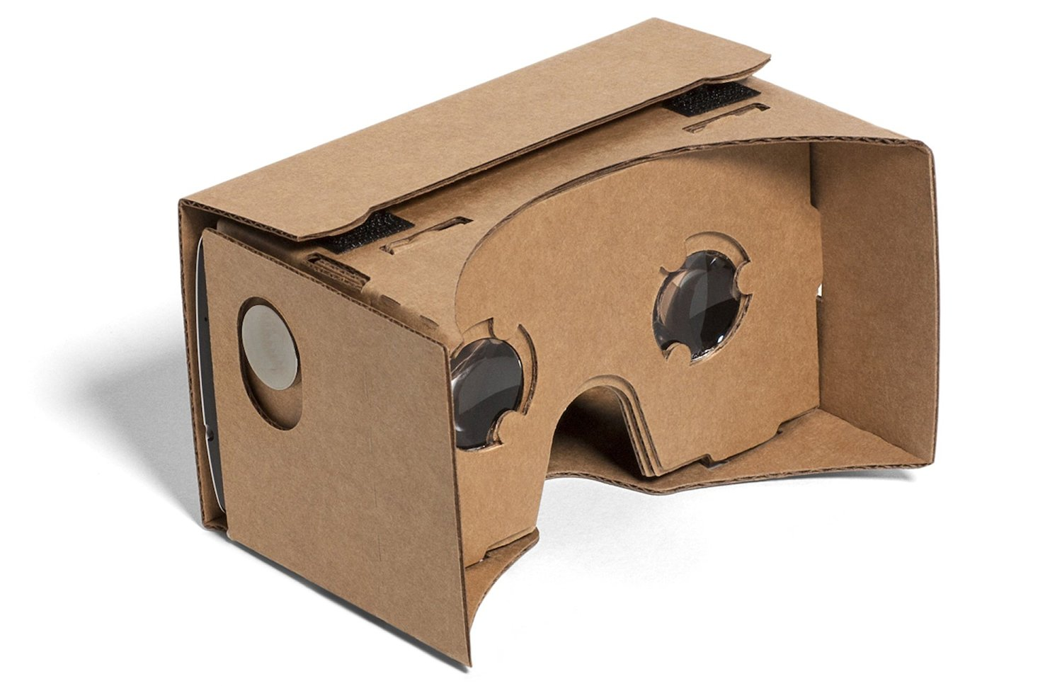 Test du JECO Google Cardboard JECO Kit