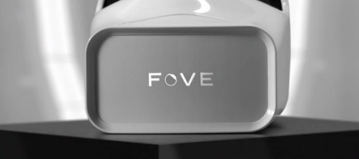 Caractéristiques du casque Fove VR