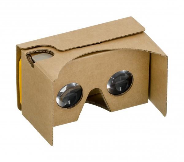 Casque VR pour Sony Xperia M4 Aqua Silver