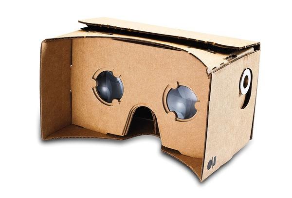 Casque VR pour Yotaphone 2