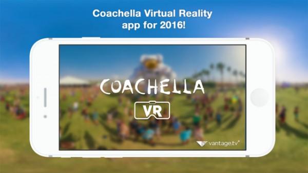 Pour son édition 2016, le festival Coachella utilise la réalité virtuelle
