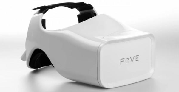 Date de sortie du casque VR Fove