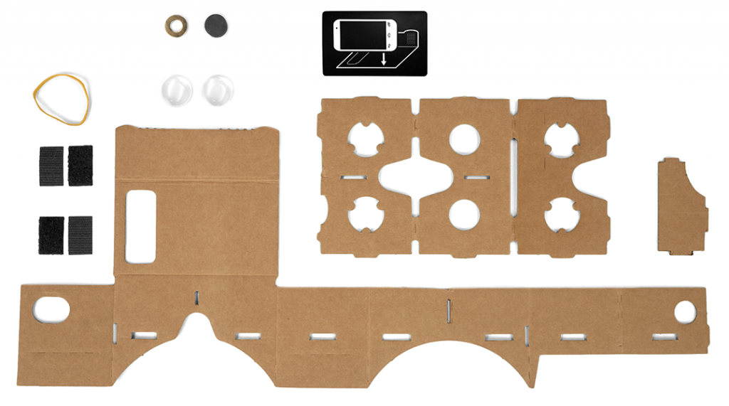 Tuto pour construire son casque VR Google cardboard soi même